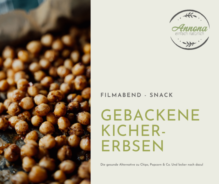 Read more about the article Gebackene Kichererbsen